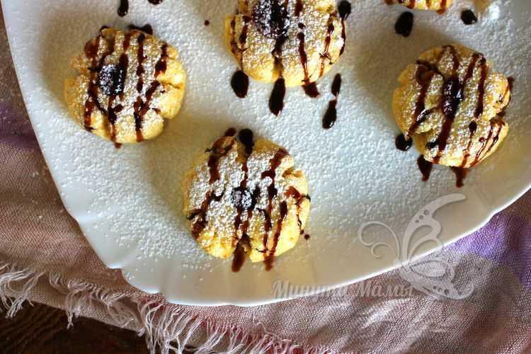 Рецепт с фото сырников из творога с толокном в духовке