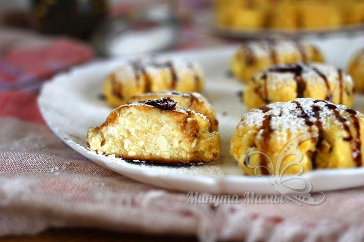 Сырники из творога в духовке - воздушные и нежные, рецепт с фото пошагово с толокном