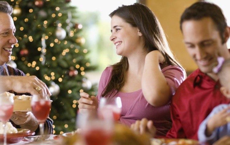 15 рецептов новогодних блюд на стол для кормящей мамы