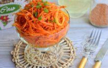 Хе из моркови по-корейски - рецепт в домашних условиях