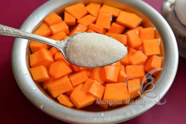 Добавляем сахар и кислоту