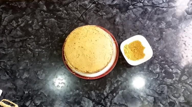 Торт почти готов