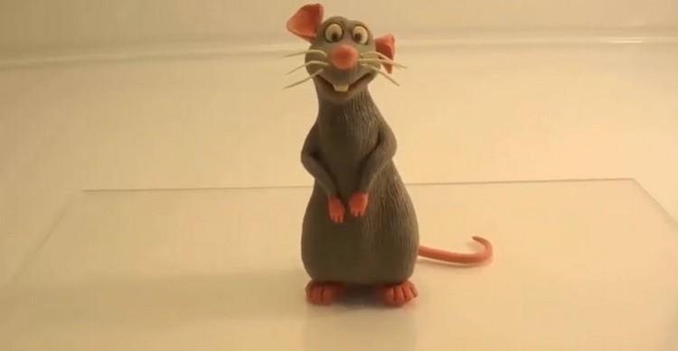 Крыса Рататуй