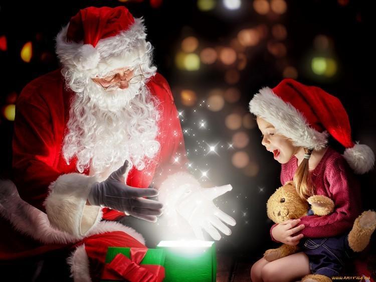 Стихи на Новый год для детей