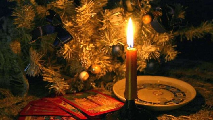 гадания на Рождество