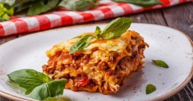 Лазанья с фаршем в домашних условиях — классический рецепт