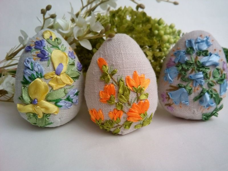 Пасхальные яйца своими руками: поделка в школу и детский сад