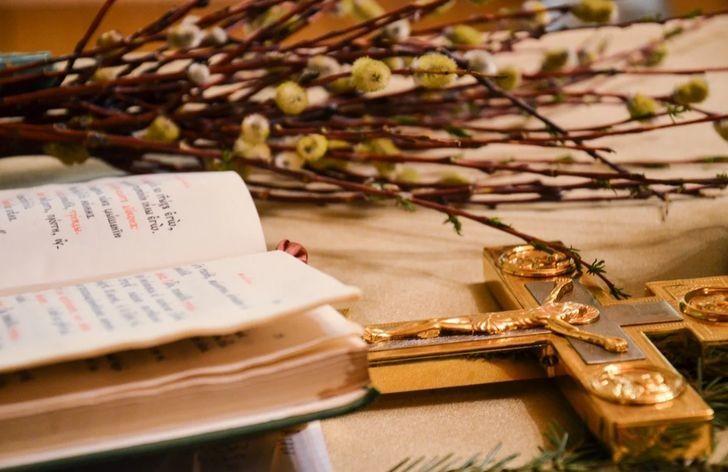Запреты на Вербное воскресенье