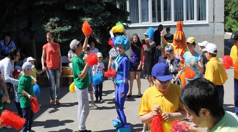 Дистанционные мероприятия на День Защиты детей в 2020 году