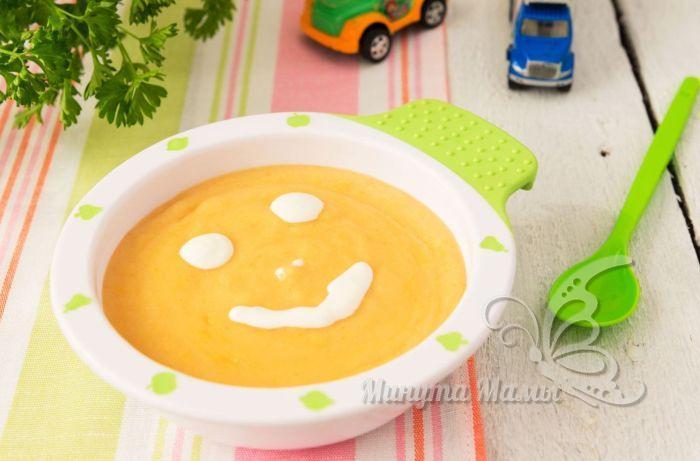гороховый суп как в садике