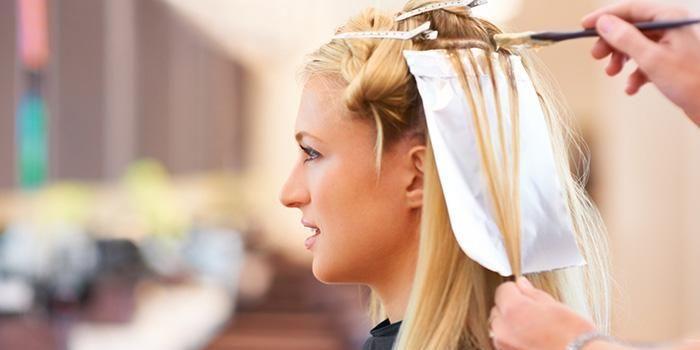можно ли красить волосы на гв