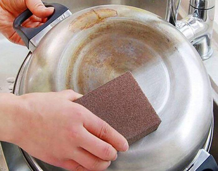 меламиновая губка можно ли мыть посуду