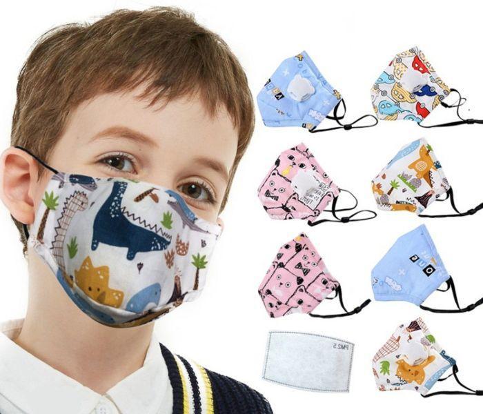 детские медицинские маски