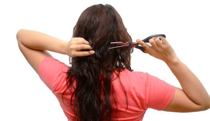 почему нельзя стричь себе волосы