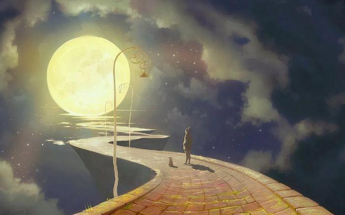 холостая луна фото
