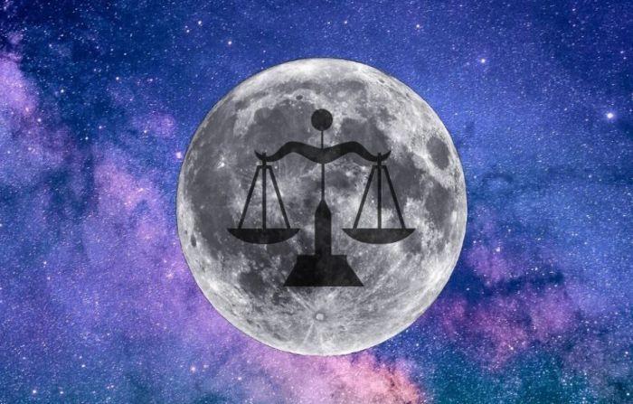 луна в весах для женщин