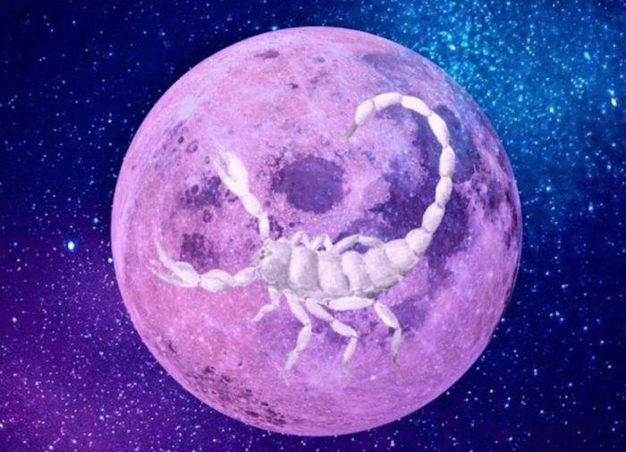 луна в с корпионе астрология
