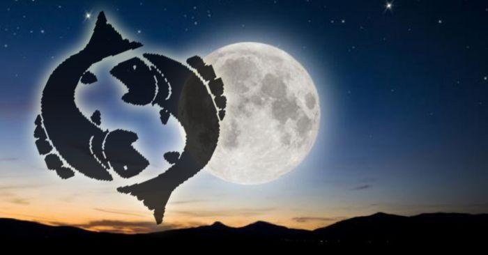 луна в рыбах гороскоп