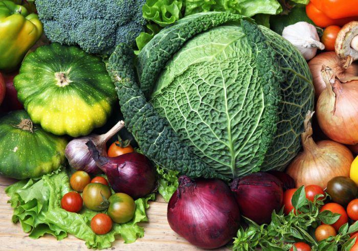 овощи свежие фото
