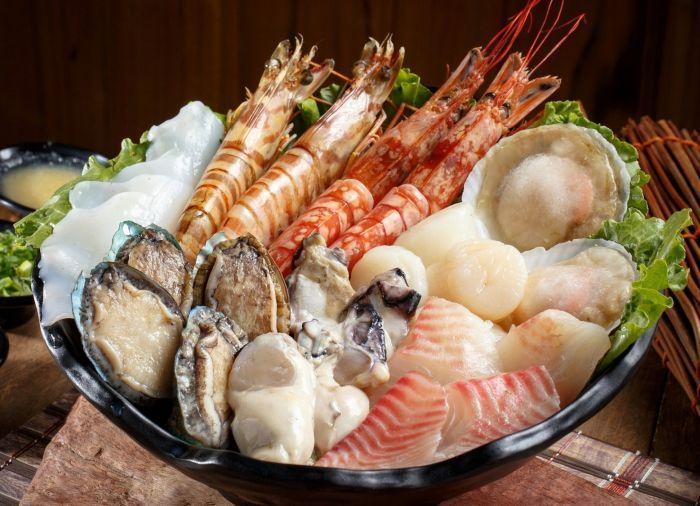 морепродукты для правильного питания