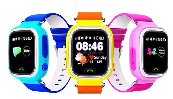 часы для ребенка с gps и телефоном