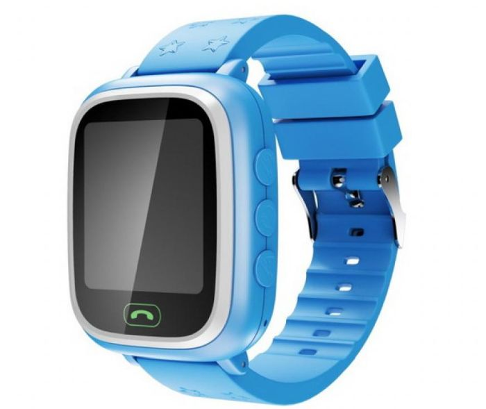 GEOZON LITE голубые часы