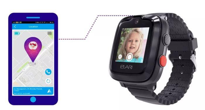 часы детские с телефоном и gps