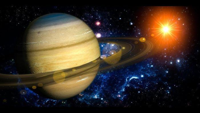 Покровитель субботы Сатурн