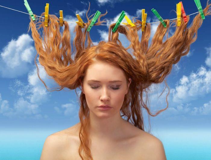 уход за волосами по дням недели