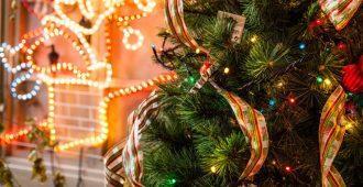 Как в этом году как украсить елку